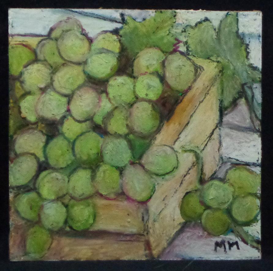 Mary Mark - Green Grapes